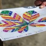 tekening tuinplan
